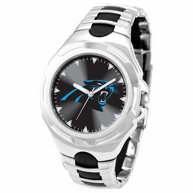 Carolina Panthers Victory Mens Watch