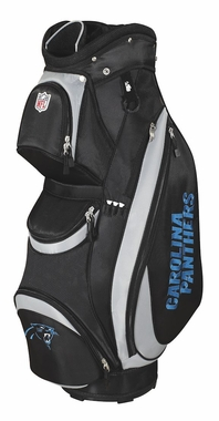 Carolina Panthers Wilson Golf Cart Bag