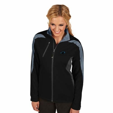 Carolina Panthers Womens Discover Jacket (Team Color: Black)