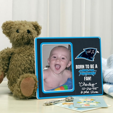 Carolina Panthers Youth Picture Frame