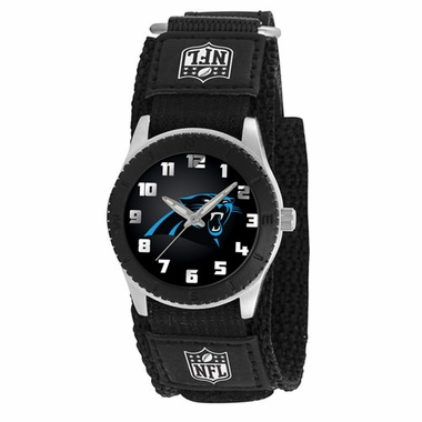 Carolina Panthers Youth Rookie Watch (Black)