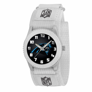 Carolina Panthers Youth Rookie Watch (White)
