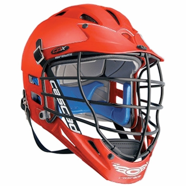 Cascade CPX-R HelmetWith Chrome Wire Mask Color Option