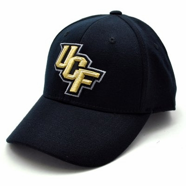 Central Florida Black Premium FlexFit Hat