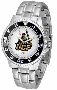 Central Florida Competitor Men's Steel Band Watch