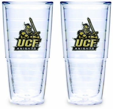 Central Florida Set of TWO 24 oz. Tervis Tumblers