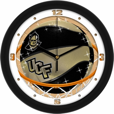 Central Florida Slam Dunk Wall Clock