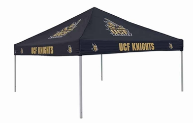 Central Florida Team Color Tailgate Tent
