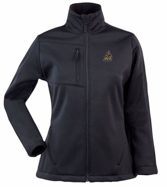 Central Florida Womens Traverse Jacket (Team Color: Black)