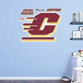 Central Michigan Wall Decorations