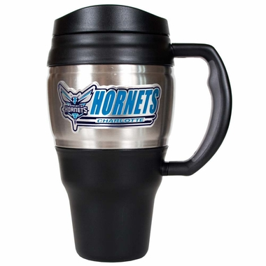 Charlotte Hornets 20oz Oversized Travel Mug