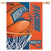 Charlotte Bobcats Flags & Outdoors