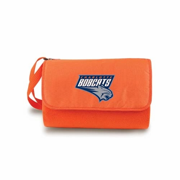 Charlotte Bobcats Blanket Tote (Orange)