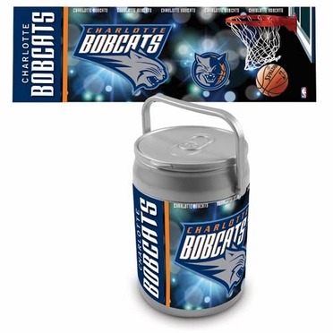 Charlotte Bobcats Can Cooler