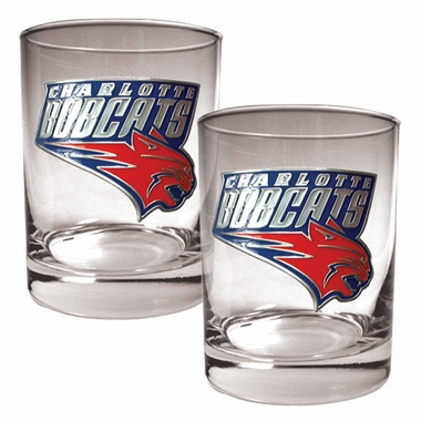 Charlotte Bobcats Double Rocks Set
