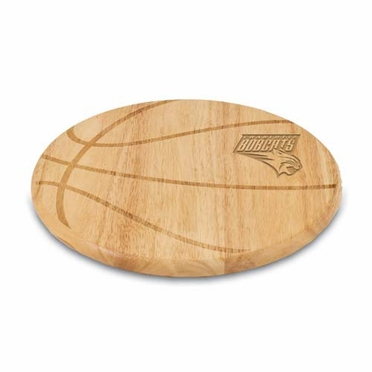 Charlotte Bobcats Free Throw Cutting Board