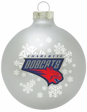 Charlotte Bobcats Traditional Ornament