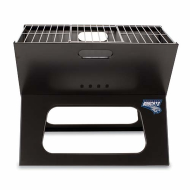 Charlotte Bobcats X-Grill