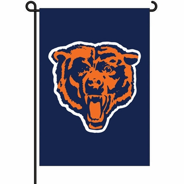 Chicago Bears 11x15 Garden Flag