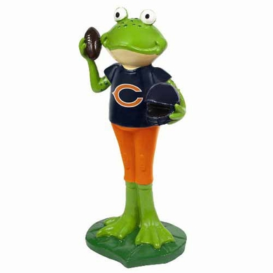 Chicago Bears 12 Inch Frog Player Figurine