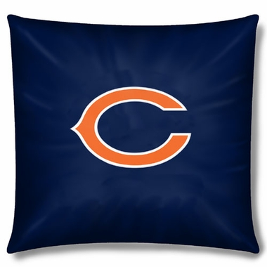 Chicago Bears 18 Inch Toss Pillow