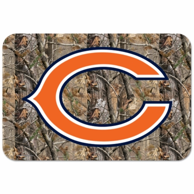 Chicago Bears 20 x 30 Mat (Realtree)