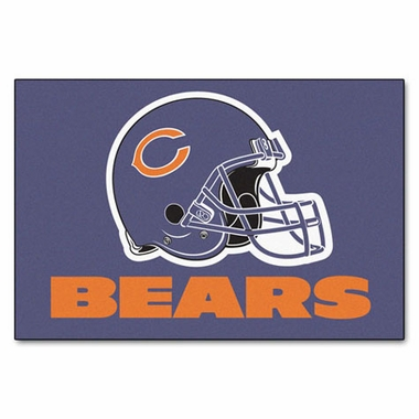 Chicago Bears 20 x 30 Rug