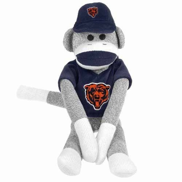 Chicago Bears 2013 27 Uniform Sock Monkey
