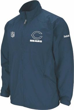 Chicago Bears 2nd Season Static Storm Lightweight Jacket