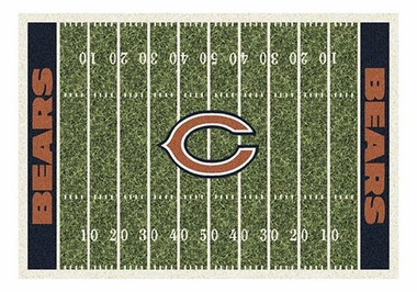 "Chicago Bears 5'4"" x 7'8"" Premium Field Rug"