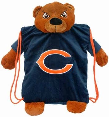 Chicago Bears Back Pack Pal