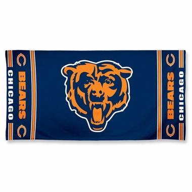 Chicago Bears Beach Towel