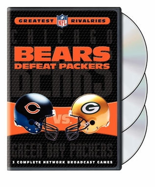 Chicago Bears (Bears Defeat Packers) DVD