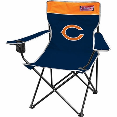 Chicago Bears Broadband Quad Tailgate Chair