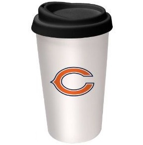 Chicago Bears Ceramic Travel Cup