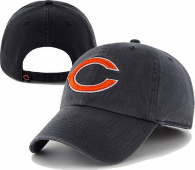 Chicago Bears Cleanup Adjustable Hat