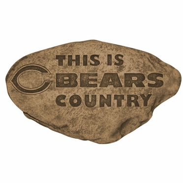 Chicago Bears Country Stone