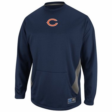 Chicago Bears Coverage Sack II Crew Sweatshirt