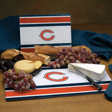 Chicago Bears Cutting Board Set