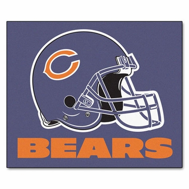 Chicago Bears Economy 5 Foot x 6 Foot Mat