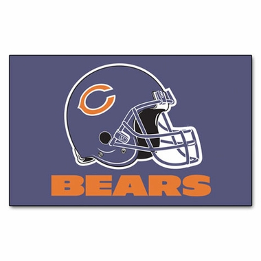 Chicago Bears Economy 5 Foot x 8 Foot Mat