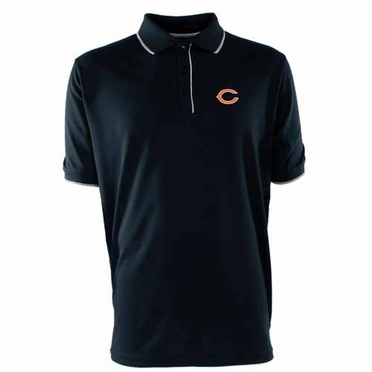 Chicago Bears Mens Elite Polo Shirt (Team Color: Navy)