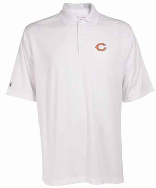 Chicago Bears Mens Exceed Polo (Color: White)