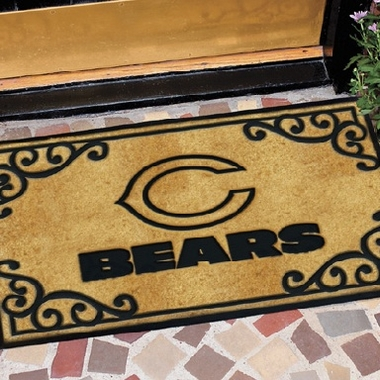 Chicago Bears Exterior Door Mat