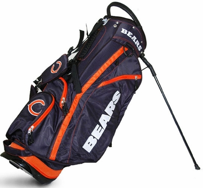 Chicago Bears Fairway Stand Bag