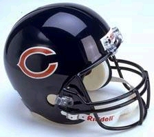 Chicago Bears Full Sized Replica Helmet