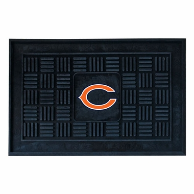 Chicago Bears Heavy Duty Vinyl Doormat