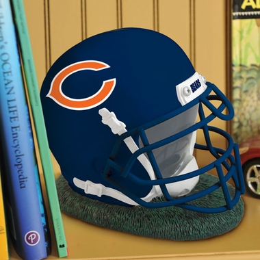 Chicago Bears Helmet Shaped Bank