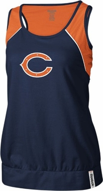 Chicago Bears Her Fan Tank Top