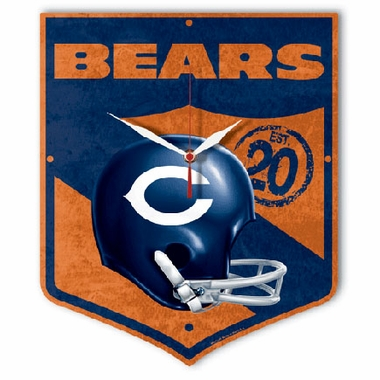Chicago Bears High Definition Wall Clock (Vintage)